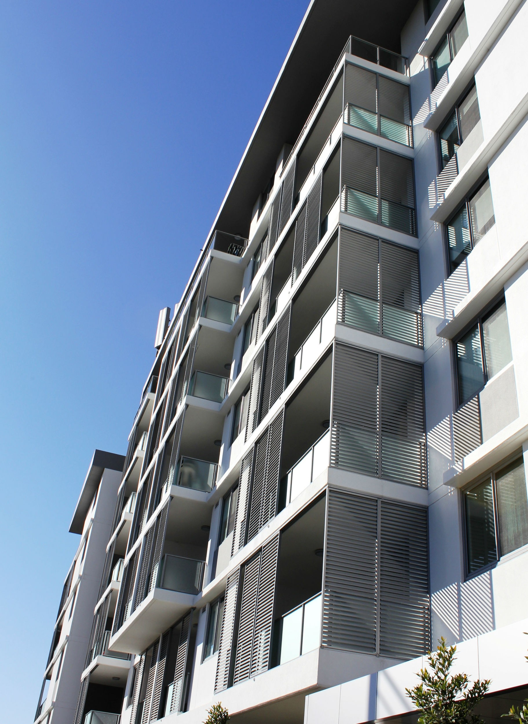 Louvres & Balustrades 2
