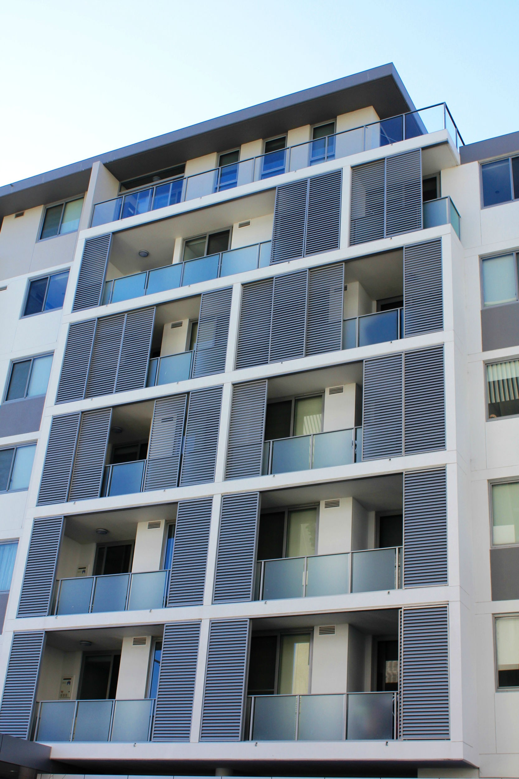 Louvres & Balustrades